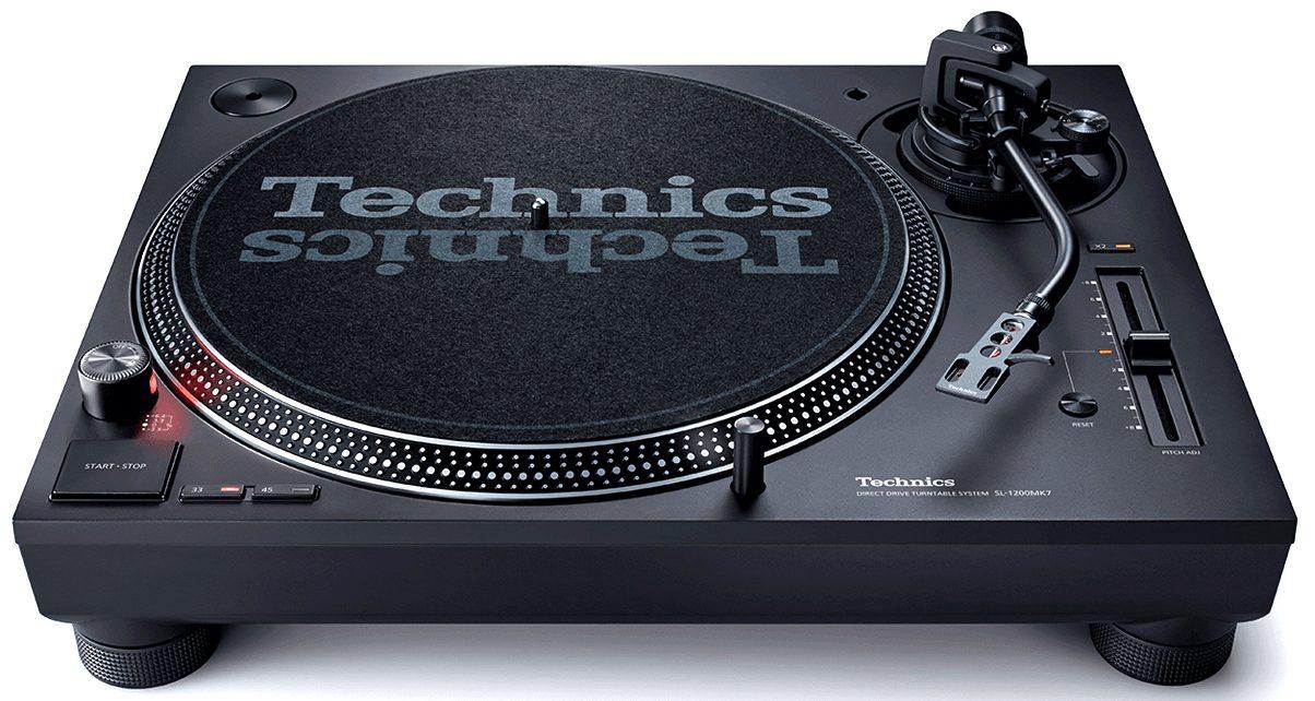 new Technics SL-1200