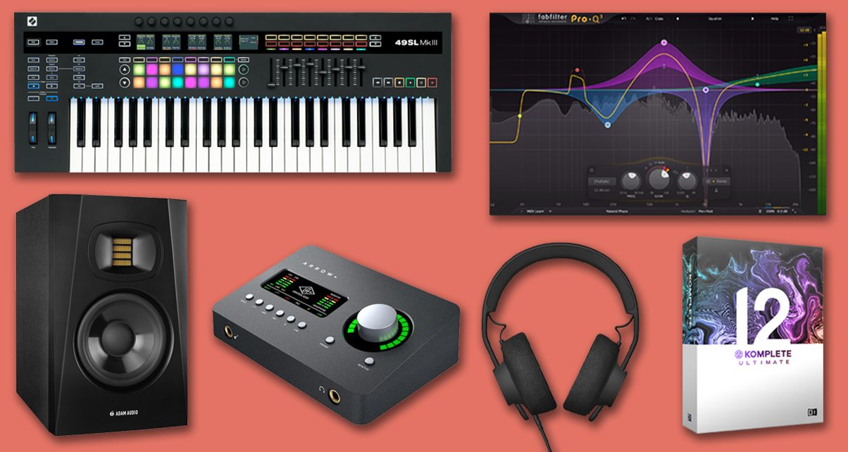 Music Production Gear: Six Of The Best For 2019 - Digital DJ