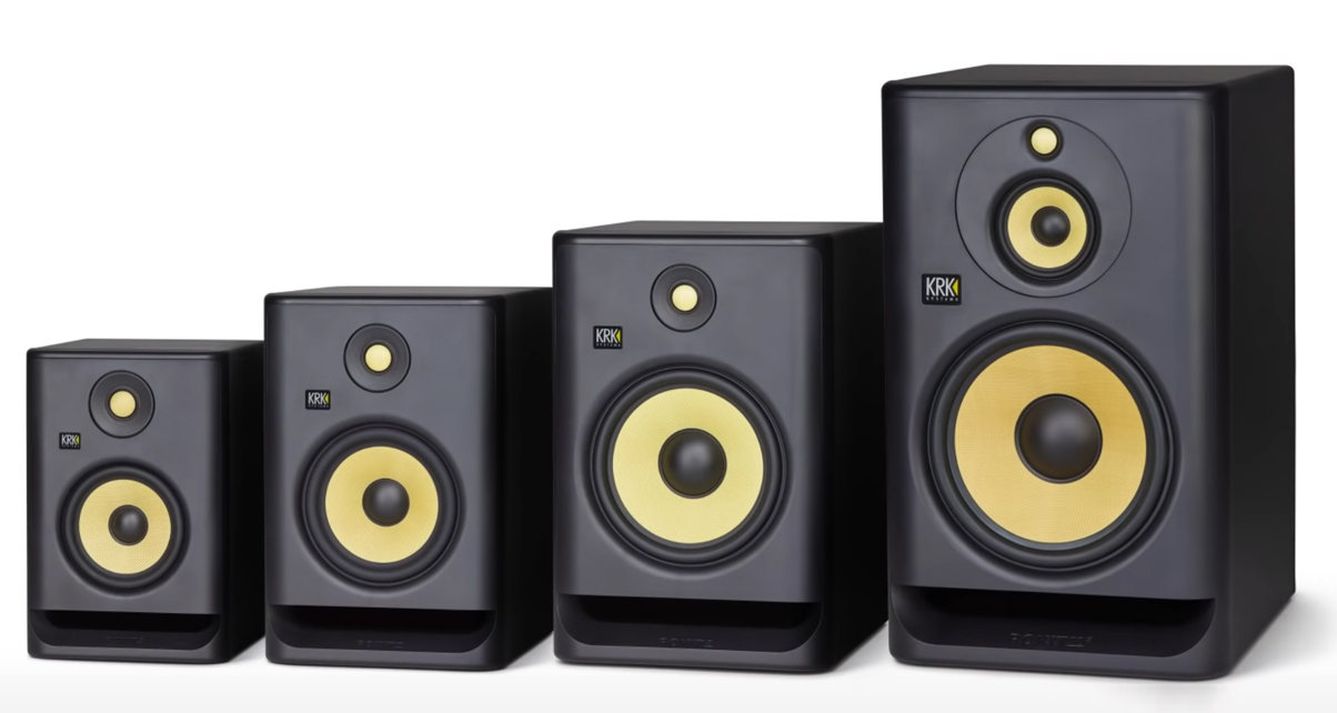 Krk Launches Rokit G4 Monitors With Built In Room Tuning