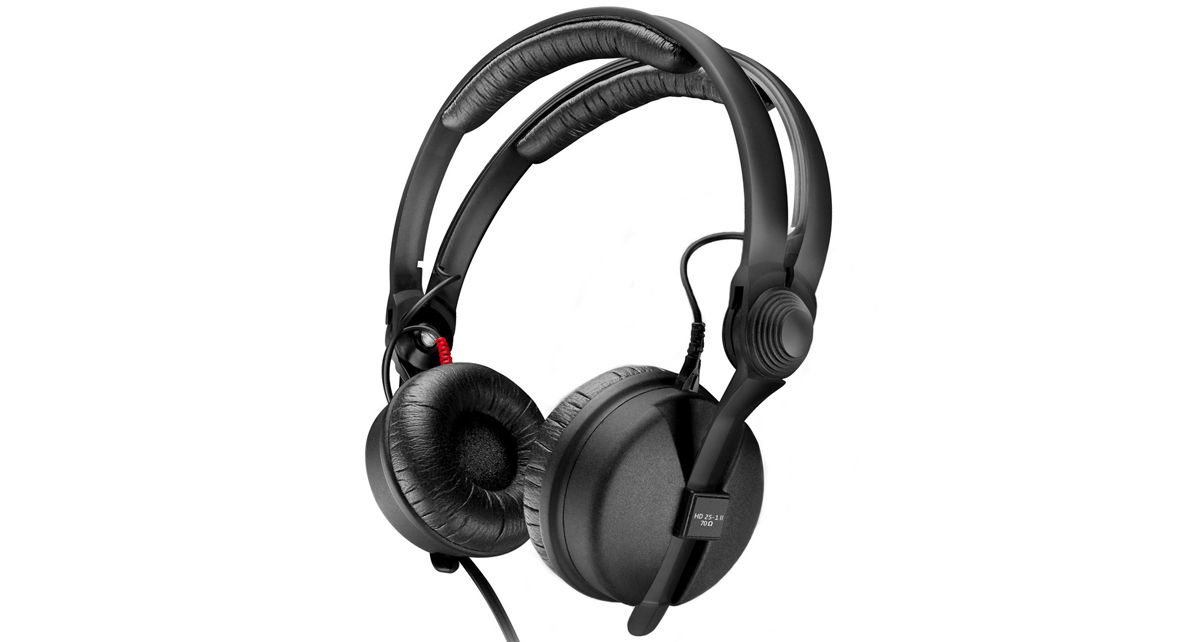0ba52fb5ef1 Debuting in 1988, the iconic Sennheiser HD 25 is the oldest out of all the  headphones on this list, but it's a model that continues to be favoured by  ...