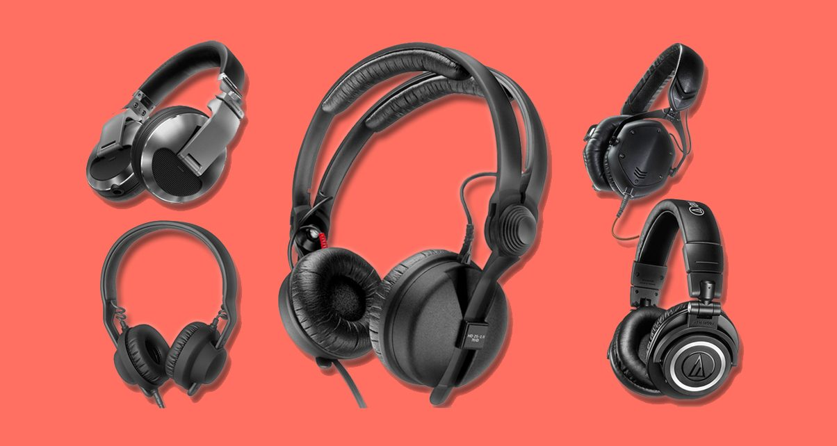 Best Dj Headphones 2020 Roundup: 5 Best DJ Headphones For 2019   Digital DJ Tips