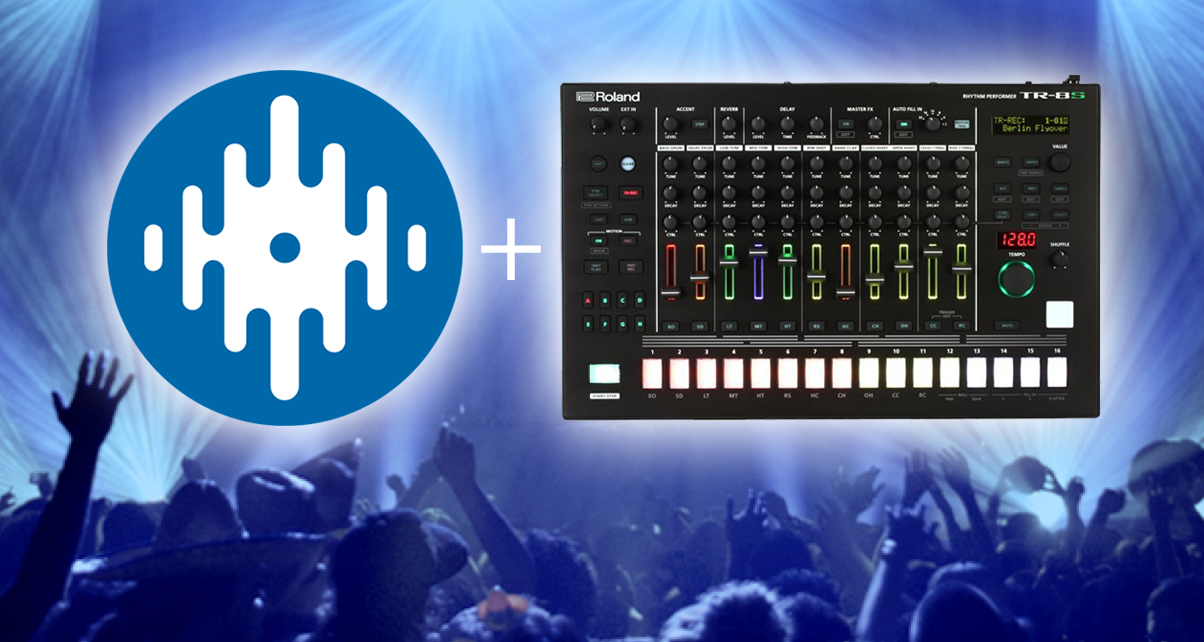 serato dj pro 2 1 1 released lets you sync with roland drum machines digital dj tips. Black Bedroom Furniture Sets. Home Design Ideas