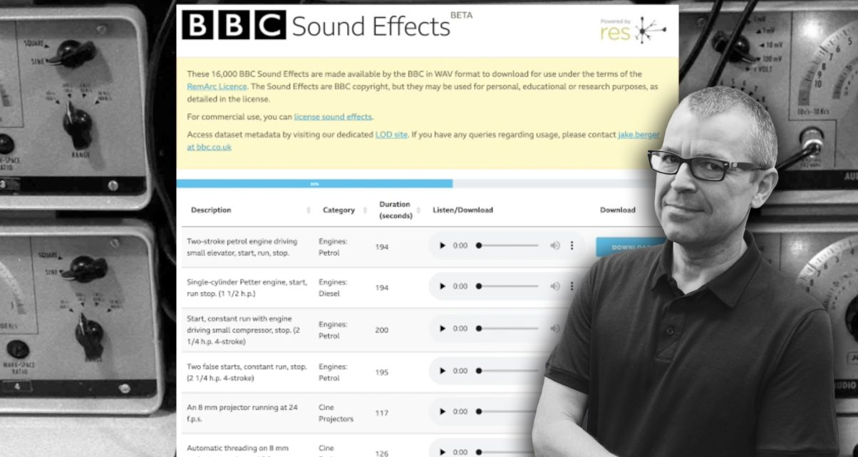 f1091748d7a9cf Need cool effect samples for your DJ drops or gigs? Check out the BBC's  huge archive of sounds that you can use.