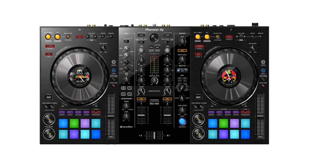 Pioneer dj ddj 800 price