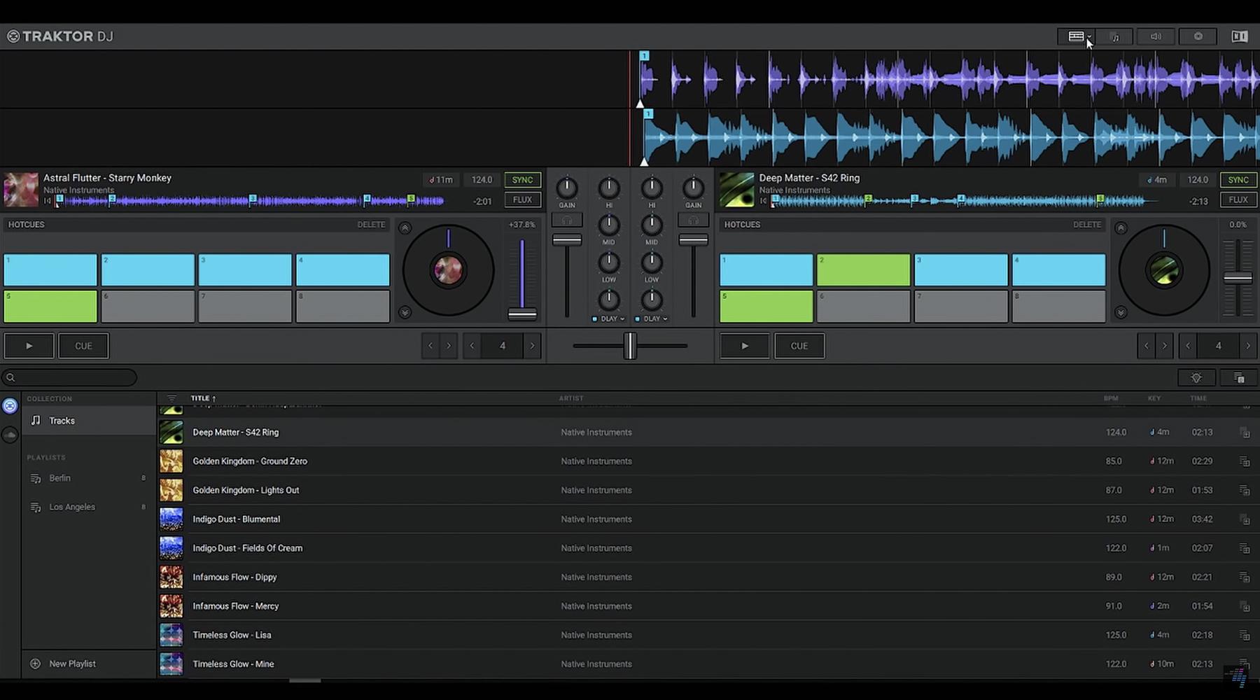 Traktor DJ 2 App for iPad, Mac & Windows Review - Digital DJ