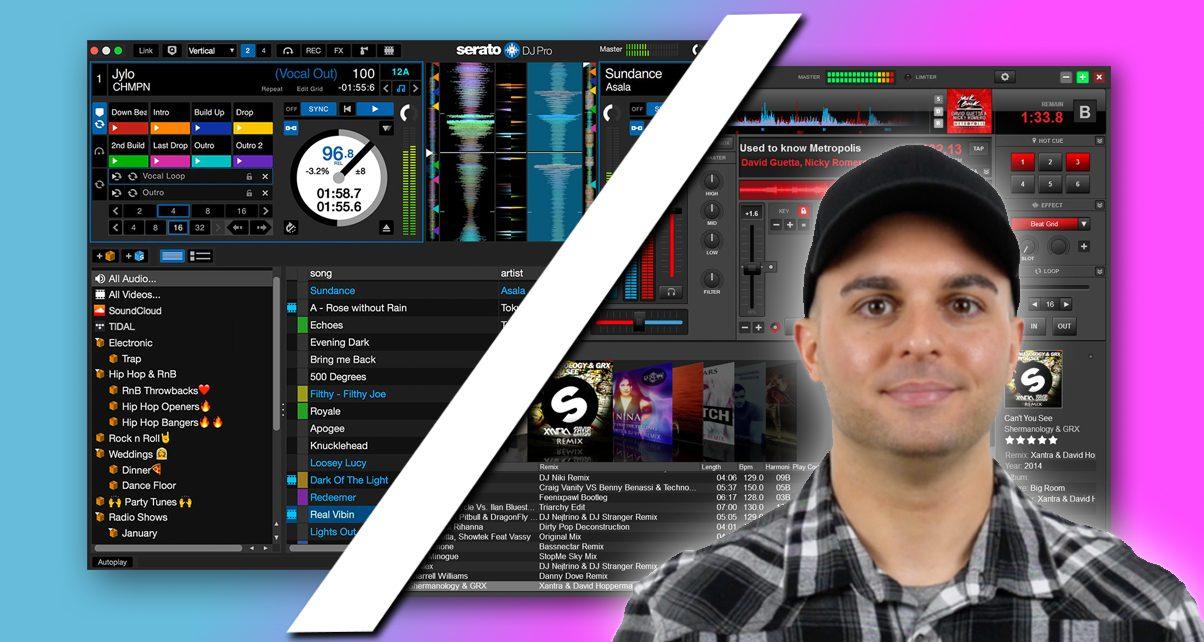 Head To Head: Serato DJ Pro Vs Virtual DJ 2018 - Digital DJ Tips