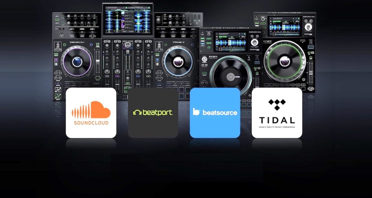 Denon Launches Music Streaming For Its Standalone Prime DJ Gear