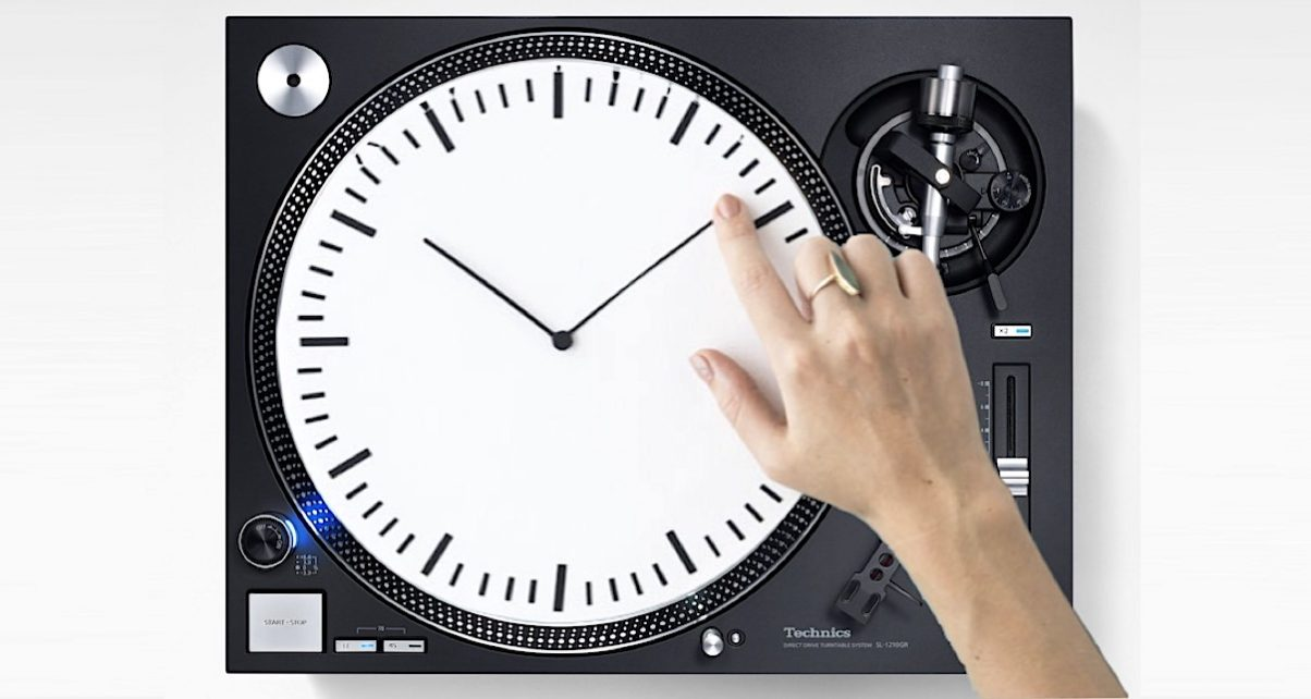 DJing time