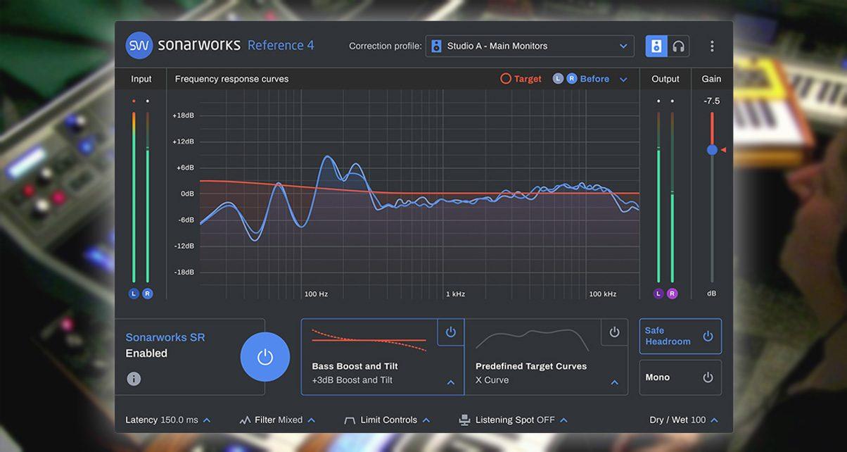 Sonarworks Headphone & Speaker Calibration App Goes