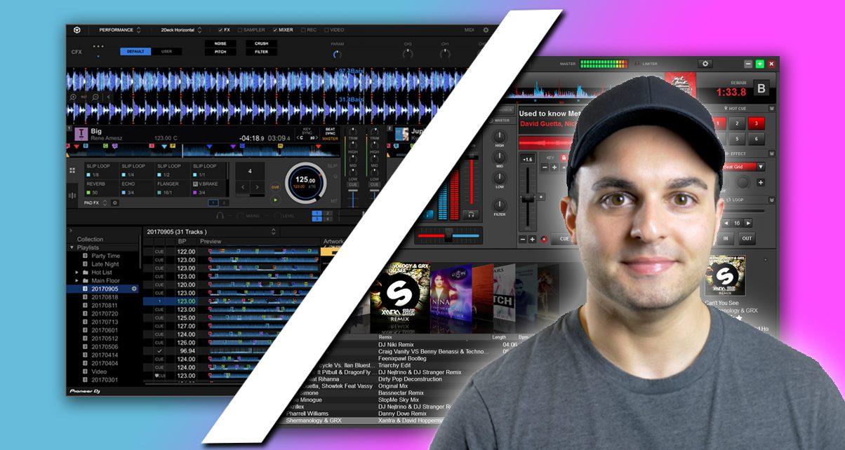 Head To Head: Rekordbox DJ Vs Virtual DJ 2018 - Digital DJ Tips