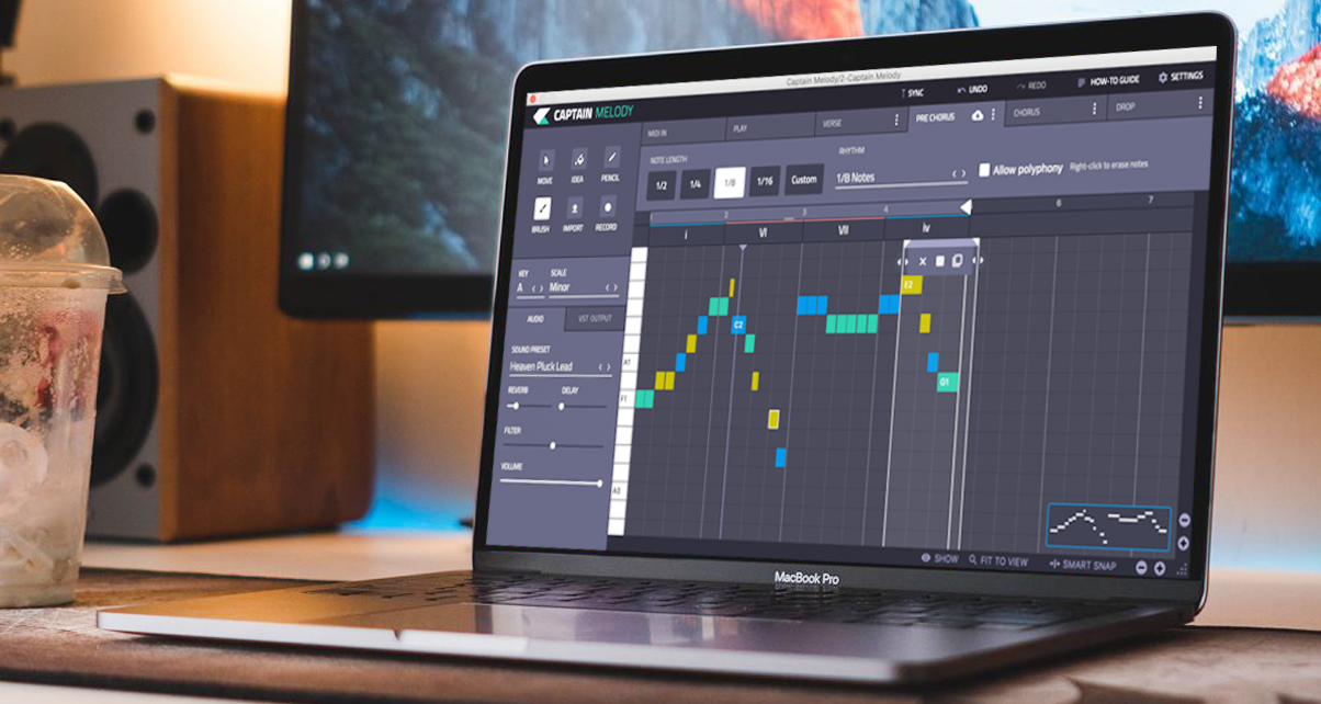 Come Up With Catchy Hooks Fast With Captain Melody 3 0 - Digital DJ Tips