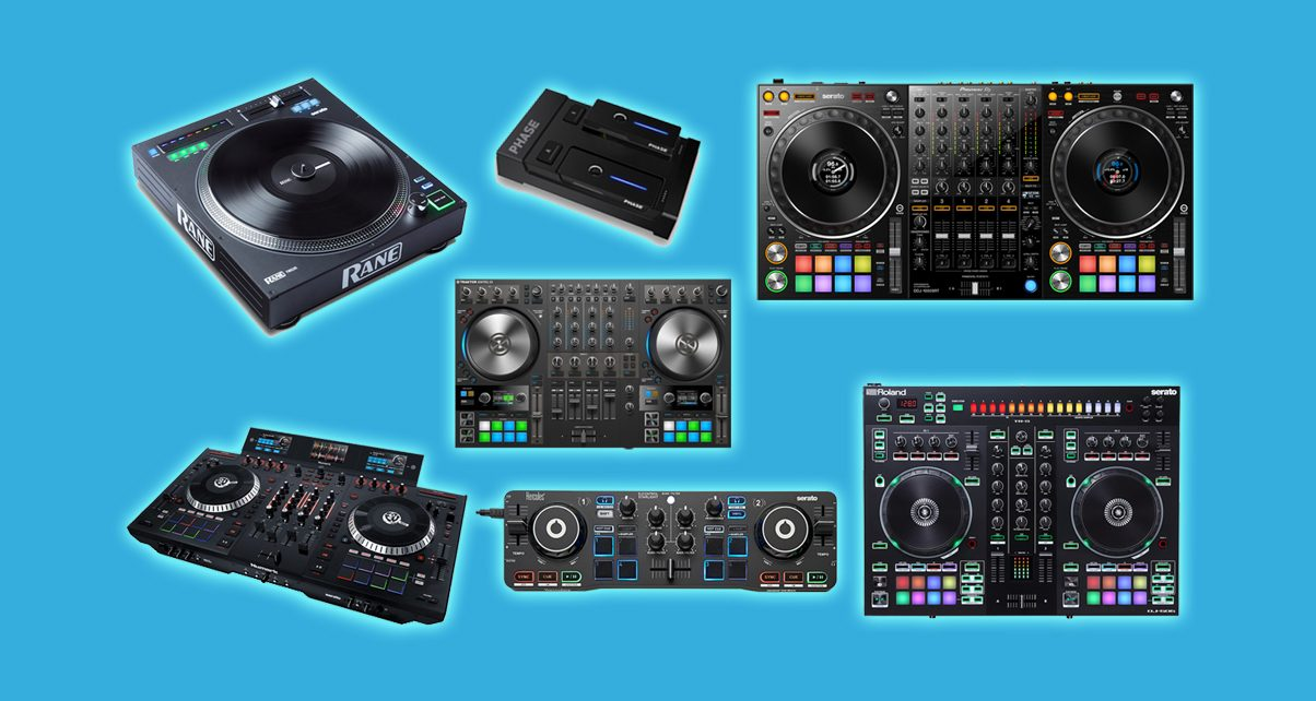 Roundup The 7 Best Dj Controllers For Scratching In 2019 Digital Dj Tips