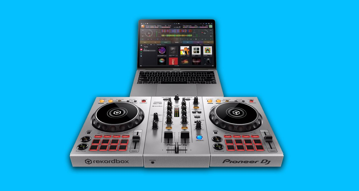 Now You Can DJ From Spotify With The Pioneer DJ DDJ-400