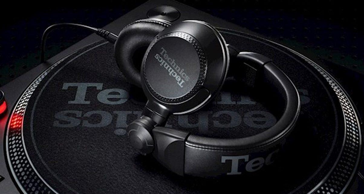 Technics Launches EAH-DJ1200 Headphones - Digital DJ Tips