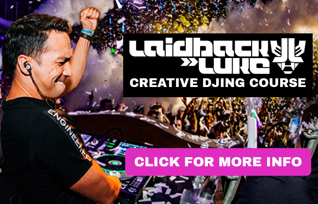 Laidback Luke Course