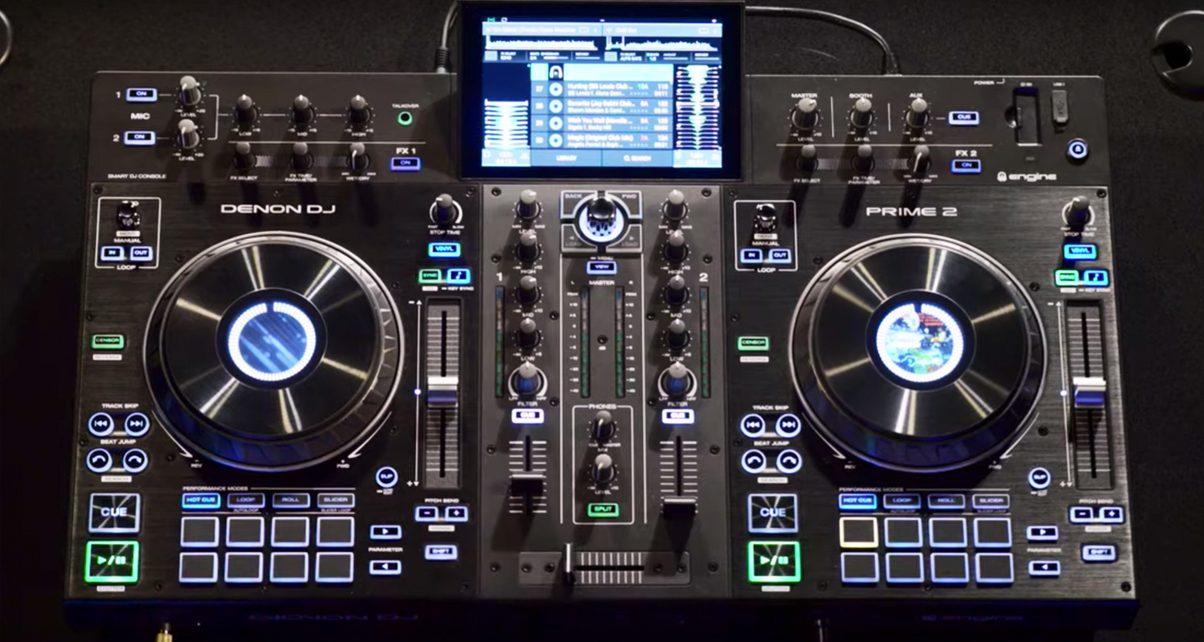 Hình ảnh: DENON DJ TIẾP TỤC RA MẮT SẢN PHẨM MỚI: PRIME GO - MẪU CONTROLLER KHÔNG CẦN NGUỒN ĐIỆN số 2
