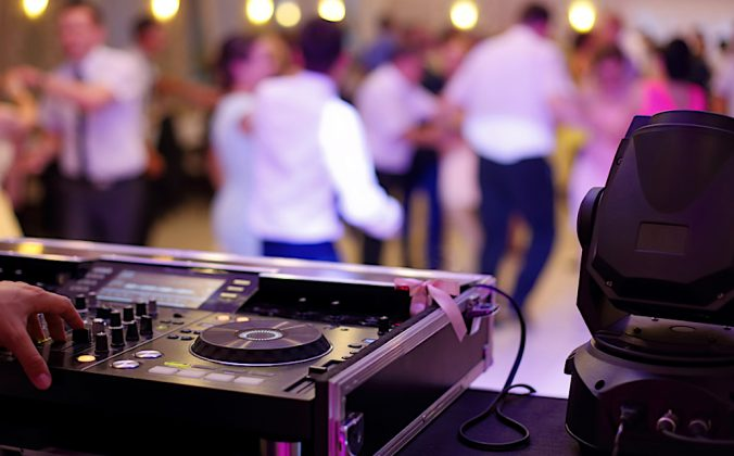 Become a mobile DJ