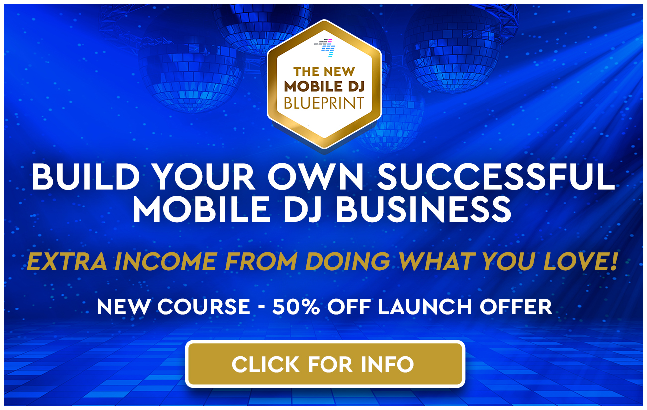 The NEW Mobile DJ Blueprint