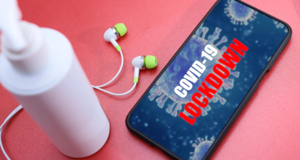 Our Lockdown DJ Playlist - 25 Tracks That Sprang To Mind...