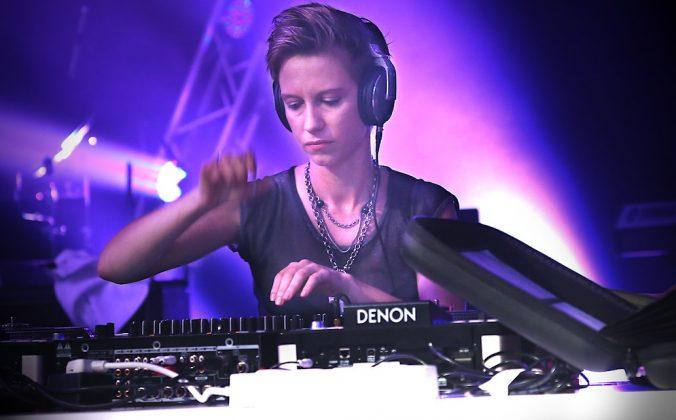 DJ name