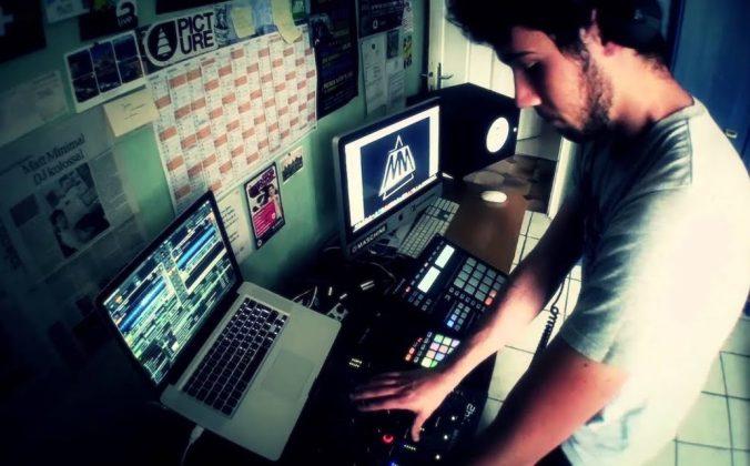 Livestream DJ set