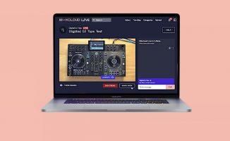 Live stream DJ set mixcloud