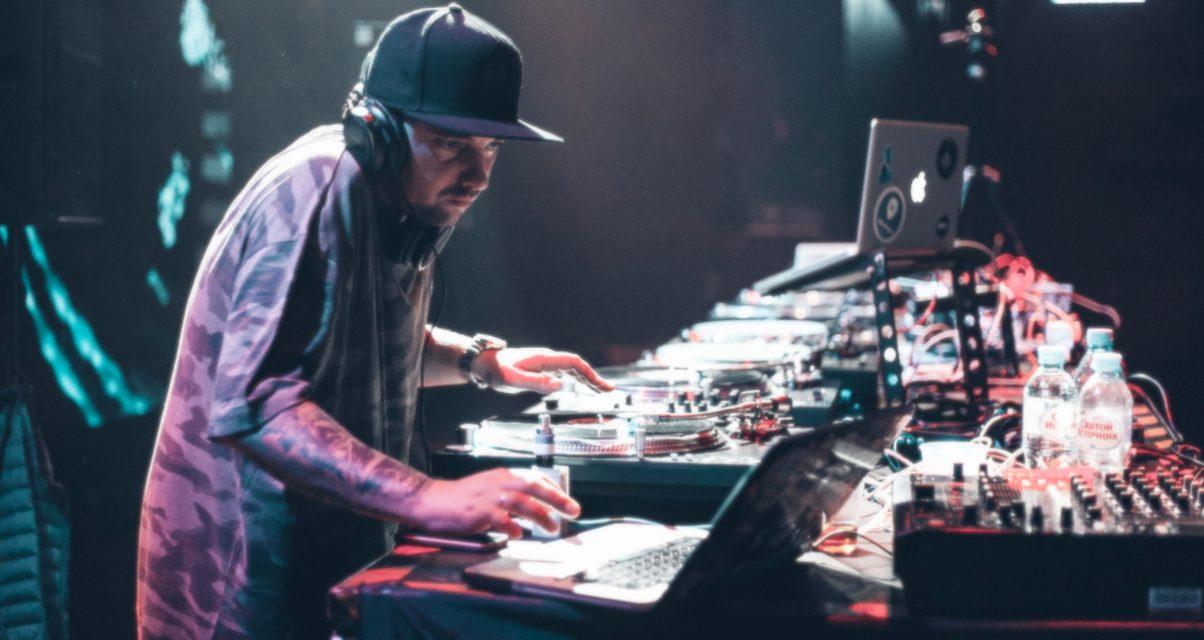 Drop mix hip hop