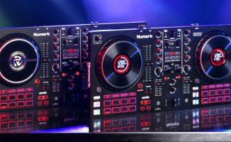 Numark Mixtrack Platinum Pro FX