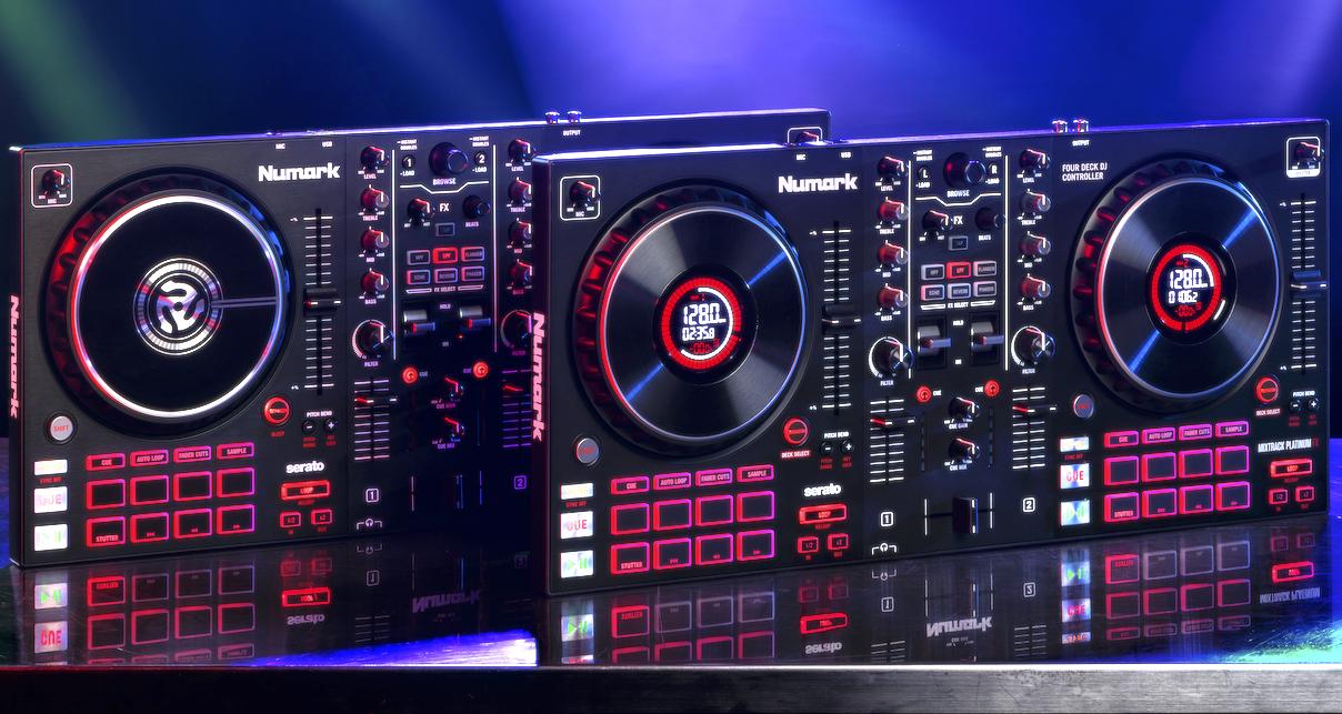 NUMARK DJ CONTROLLER SOFTWARE