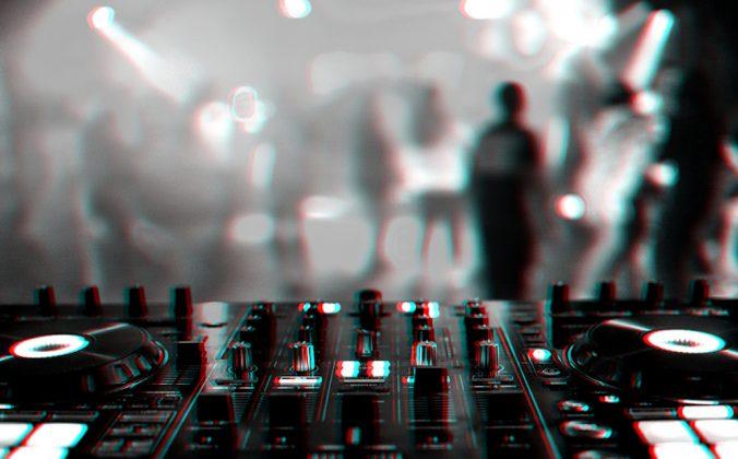Semi-pro DJ