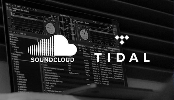 Serato Tidal Streaming SoundCloud
