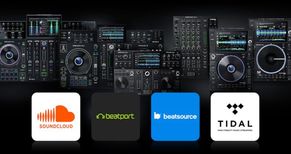 Denon DJ streaming