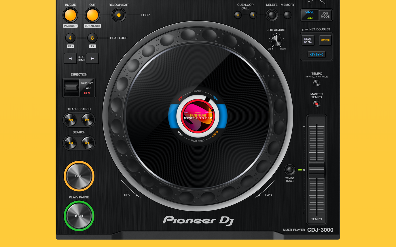CDJ-3000 Media Player Launched: Pioneer DJ Strikes Back!