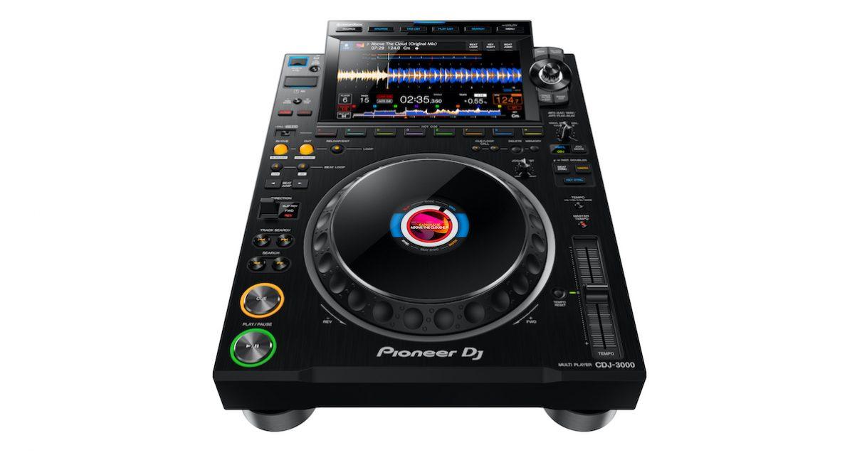 CDJ-3000 review