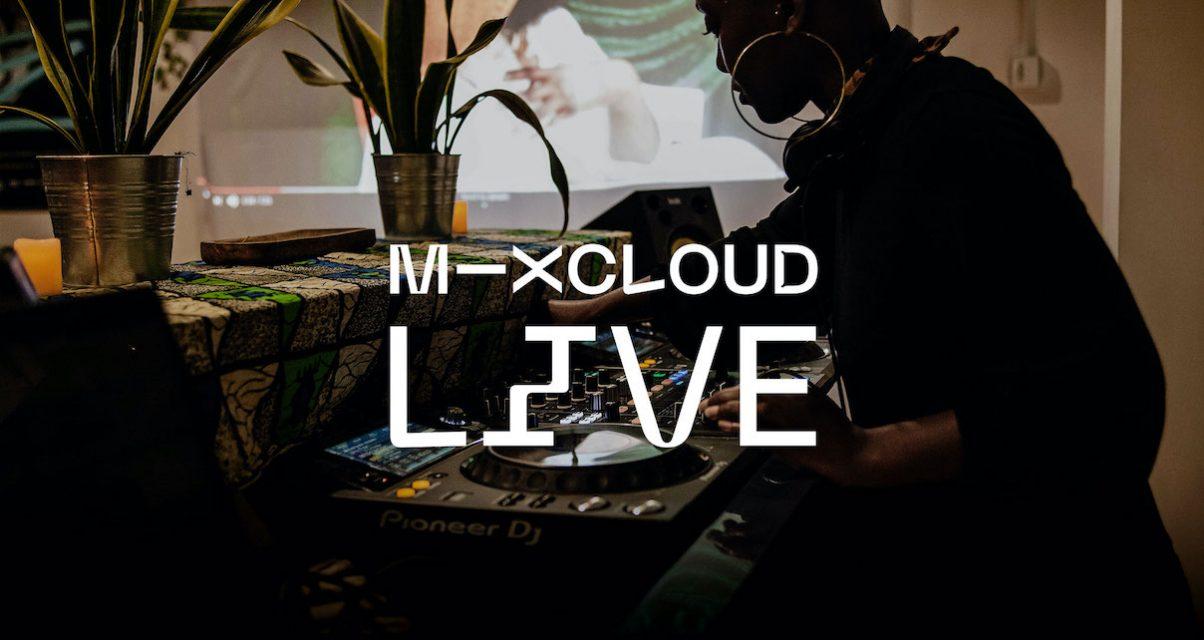 Mixcloud Live