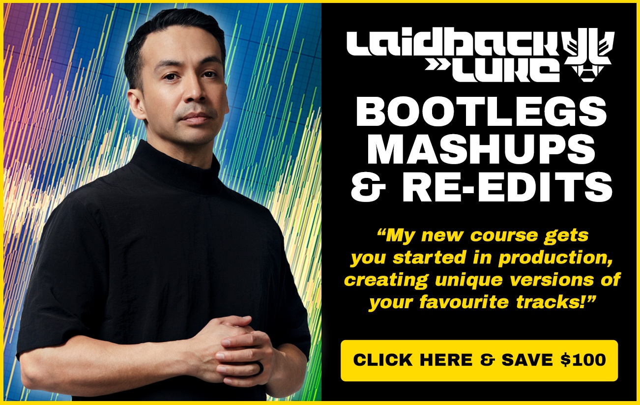 Laidback Luke's Bootlegs, Mashups & Re-Edits