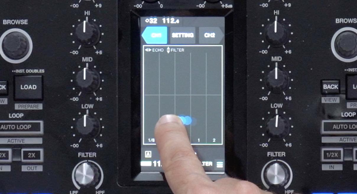 DJM-S11 touch FX