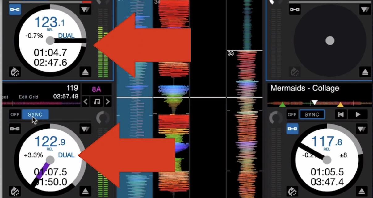 DJM-S11 Dual Decks