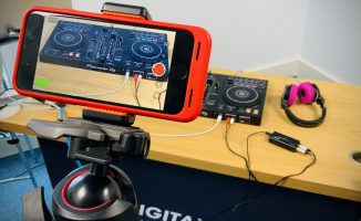Phone Dj streaming