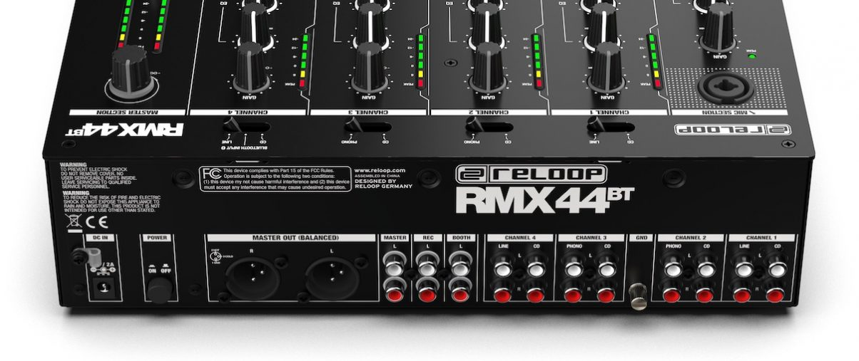 Reloop RMX-44 BT