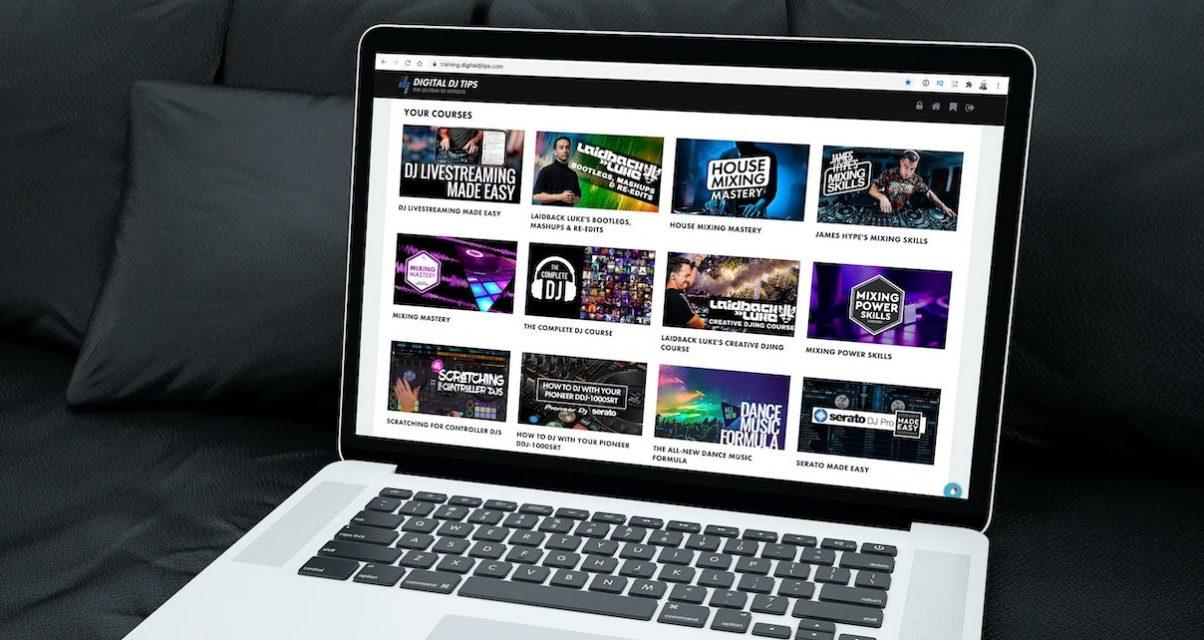 Digital Dj Tips courses