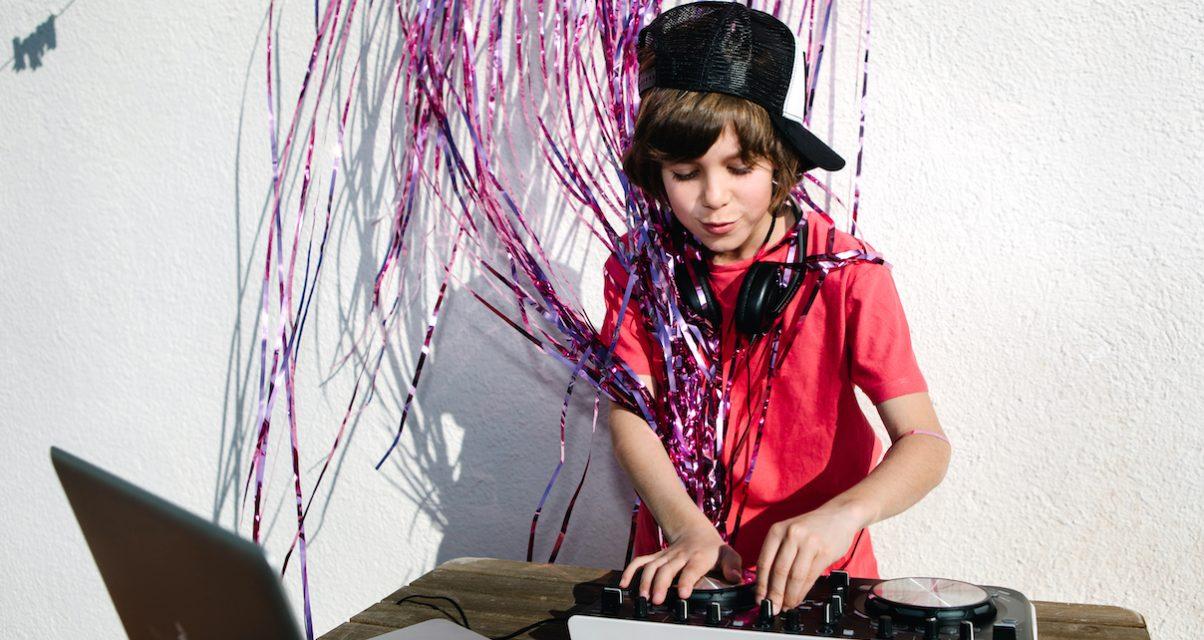 Best DJ controller for kids