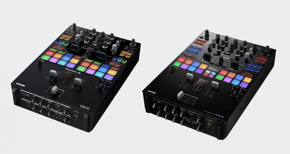 DJM-S7 vs DJM-S9