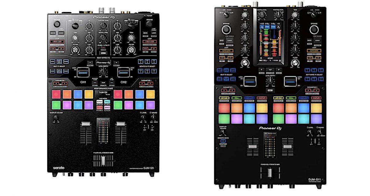 DJM-S9 vs DJM-S11