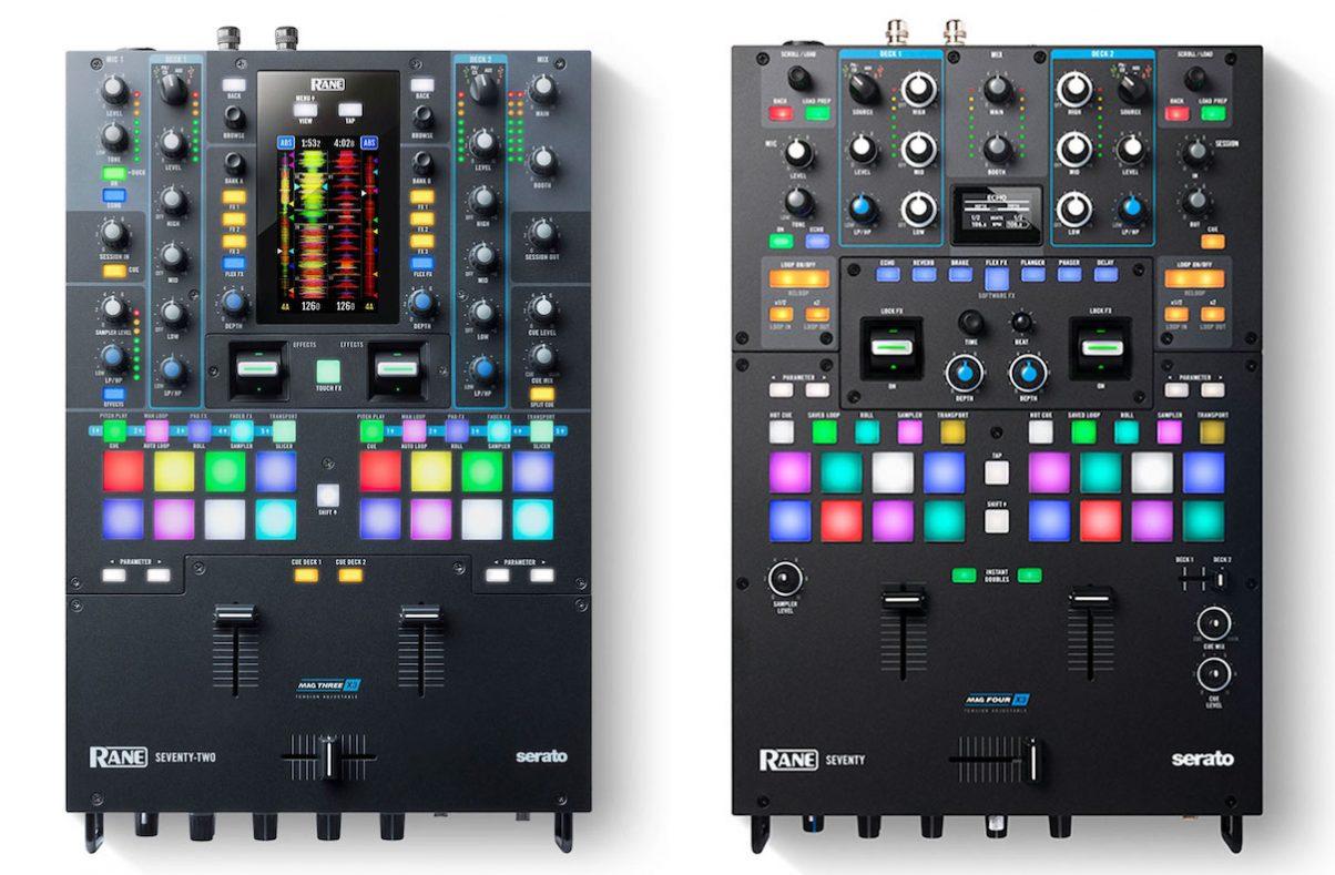 Rane mixers