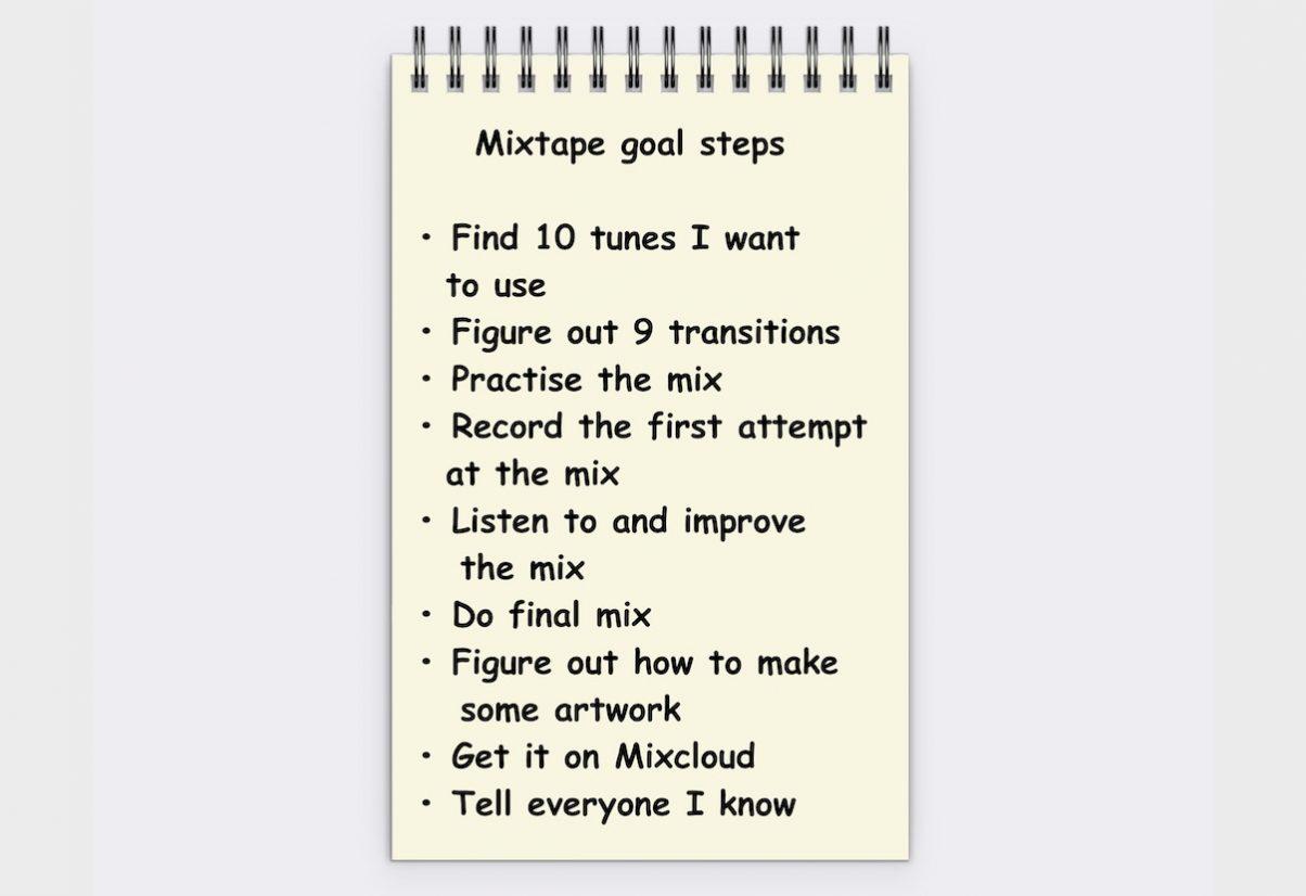 Mixtape goal