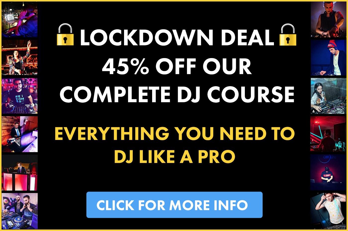 Complete DJ Sale