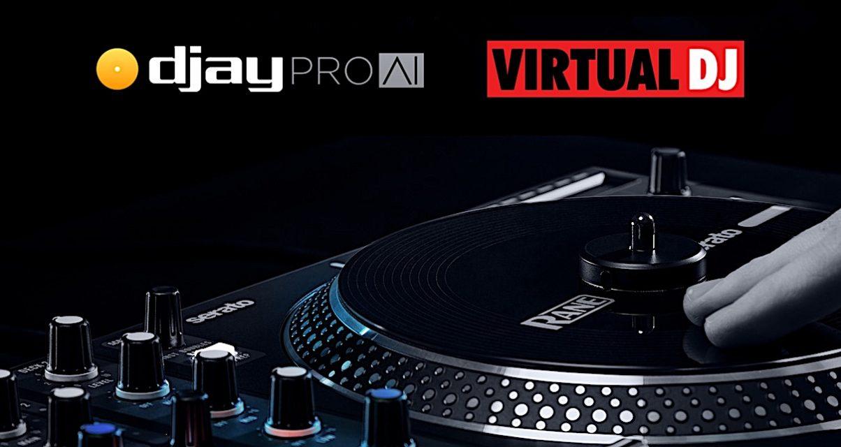 djay pro virtual dj rane one