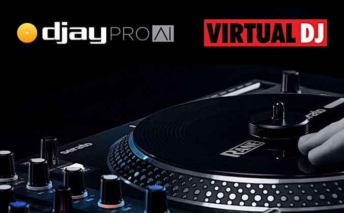 djay pro virtual dj rane one