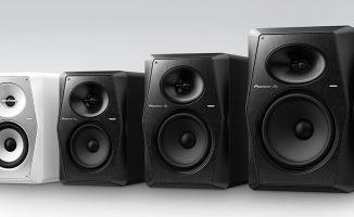 Pioneer DJ XM speakers